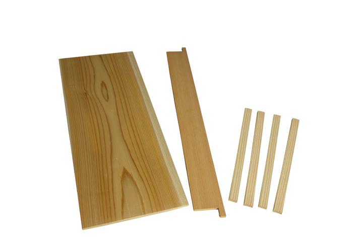 木製分割板 組立キット