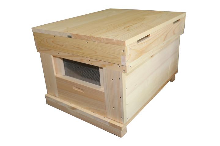 単箱 完成品(蓋に空気穴4カ所